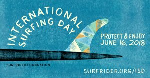 International Surfing Day Beach Clean-up – Saturday, June 16