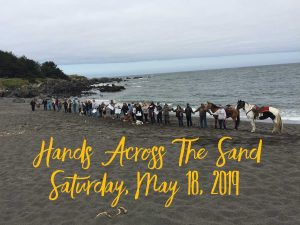Hands Across The Sand – Saturday, May 18